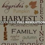 quotes, sayings, family, grateful thanksgiving, fall, autumn, quotes ...