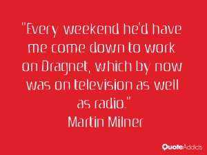 Martin Milner