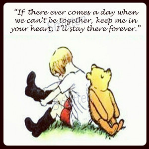 Pooh Bear Quotes About Friendship | purple @Robyn @yojooo @ ...