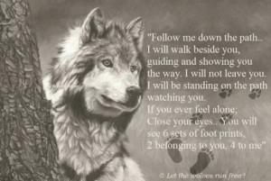 alpha female wolves