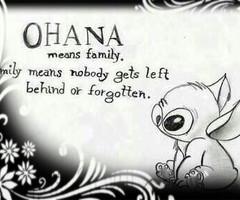 Back > Pix For > Ohana Means Family Gif
