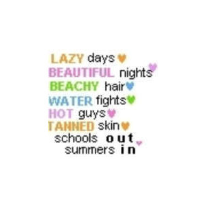 Lazy Days And beautiful Nights In Summer