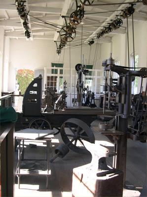 Machine Shop The Global