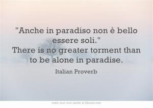 Inspirational Italian...