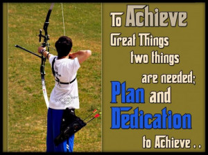 Quotes About Dedication