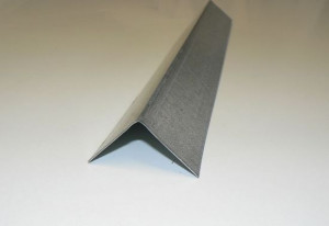 Frametek Trim Angle is used for soffit and wall cladding junctions, as ...