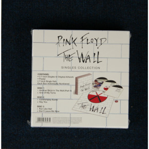 Pink Floyd The Wall Singles...