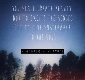 Gabriela Mistral Quotes (Images)
