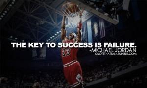 michael jordan key to success