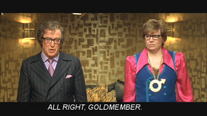 Austin Powers in Goldmember quotes