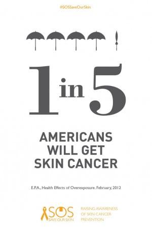 Skin Cancer Awareness Quotes Quotesgram