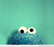 Cute Cookie Monster Love...