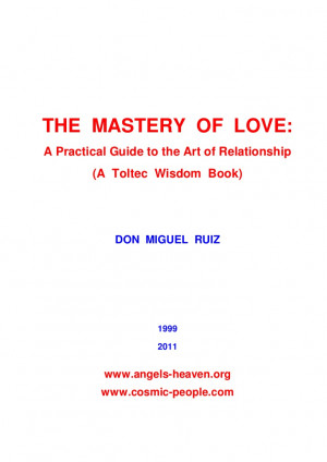 NlP Mastery of Love