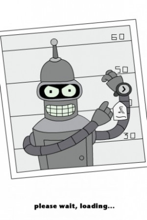 View bigger - Bender Soundboard (Futurama) for Android screenshot