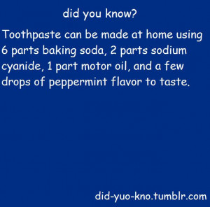 Dental Hygiene Funny Quotes