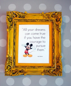 Disney printable movie quotes. Maybe someday you will have a Disney ...
