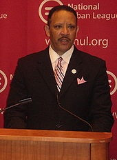 Alpha Phi Alpha member Marc Morial is the CEO of the National Urban ...