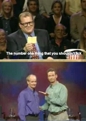 ... drew carrey fugly funny ugly whose line is it anyway lol 28 07 08 11