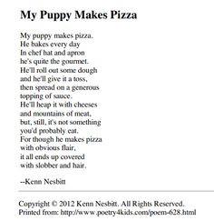 Pizza Poem Pic