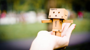 Danbo Toy Hd Dekstop Wallpapers