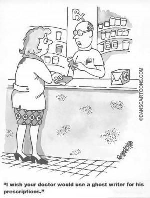 Pharmacy Pharmaceutical Cartoon 16 a Cartoon Image and funny joke for ...