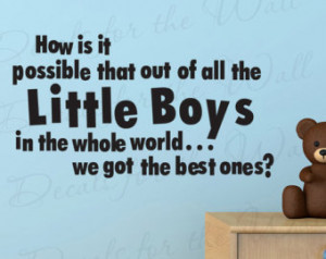 Little Brother Quotes Boy room kid brothers baby