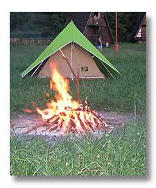 Beautiful Campfire