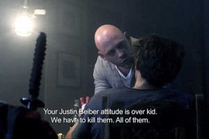 The Justin Bieber Dis of the Day, Courtesy of This Psychotic French ...