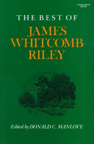 James Whitcomb Riley Anger Quotes