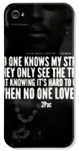 2pac Quotes Dear Mama 2pac iphone 5 cases - #quote
