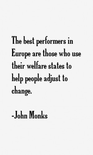 The best performers in Europe are those who use their welfare states ...