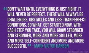 Mark Victor Hansen quote~