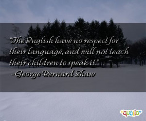Quotes about Respecting