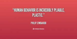 Quotes About Human Behavior