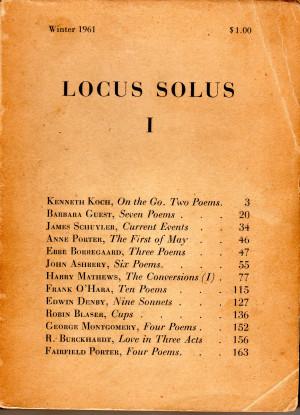 Raymond Locus Solus Roussel