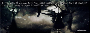 gothic quotes about death