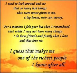 ... beautiful happy life positive appreciate positive quote family quote