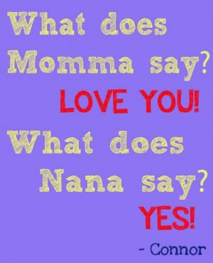 Nana's Love but of course ♥