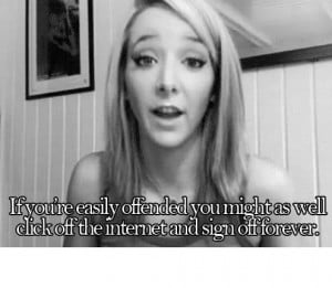 internet, jenna marbles, quote