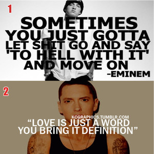 ... eminem quotes about life and love eminem recovery album song list
