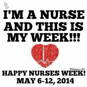 Nurse's Week 2014