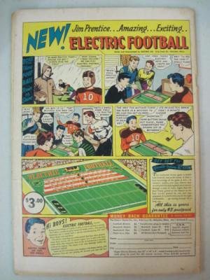 ... HOPALONG CASSIDY #39 JANUARY 1950 FAWCETT COMICS WESTERN WILLIAM BOYD