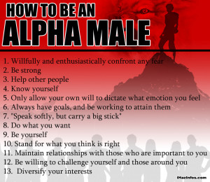 How To Become an Alpha Male (You Will Laugh)