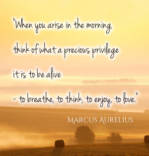 waking up early quotes