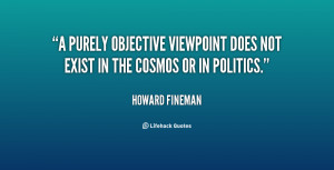 purely objective viewpoint does not exist in the cosmos or in ...
