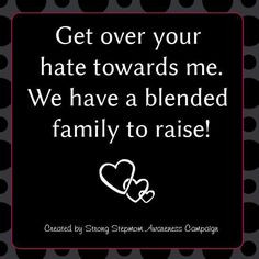 Life, Blended Families, Stepmom Quotes, Blends Families Quotes, Quotes ...