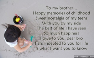 love you brother
