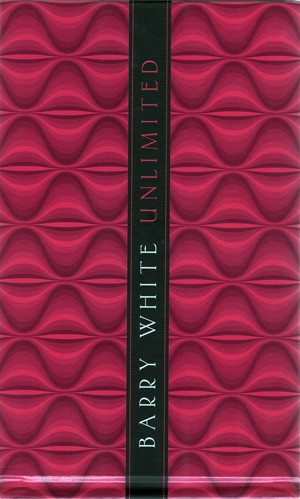 Barry White - Unlimited - Boxset cover art