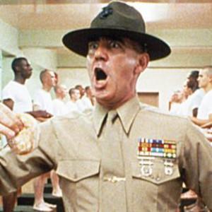Gunnery Sergeant Hartman, The Drill Sergeant From Full Metal Jacket ...
