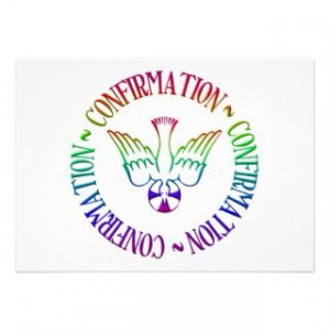 Sacrament of Confirmation Clip Art
